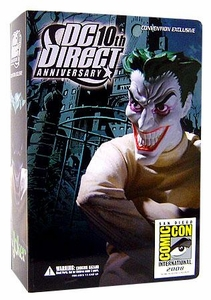 Batman DC Direct 10th Anniversary 2008 SDCC San Diego Comic Con Exclusive Action Figure Joker