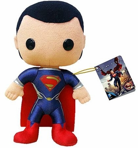 Funko DC 5 Inch Man of Steel Plush Figure Superman