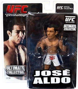 Round 5 UFC Ultimate Collector Series 8 Action Figure Jose Aldo