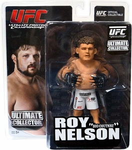 Round 5 UFC Ultimate Collector Series 8 Action Figure Roy Nelson