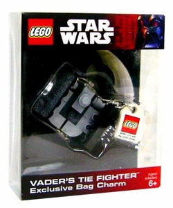 Star Wars LEGO Exclusive Bag Charm Vader's Tie Fighter