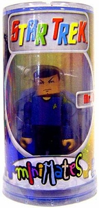 Star Trek: The Original Series Vintage Minimates Mr. Spock
