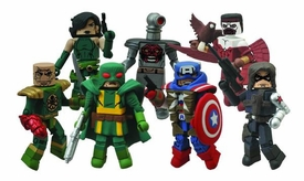 Marvel Minimates Series 54 Set of 8 Pre-Order ships August