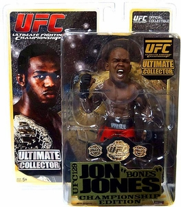 Round 5 UFC Ultimate Collector Series 8 Championship Edition Action Figure Jon Jones [Championship Belt]