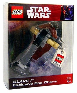 Star Wars LEGO Exclusive Bag Charm Slave 1