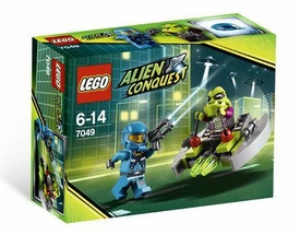 LEGO Alien Conquest Set #7049 Alien Striker