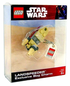 LEGO Star Wars Exclusive Bag Charm Landspeeder