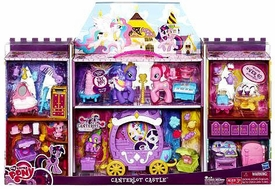 My Little Pony Exclusive Deluxe Set Canterlot Castle