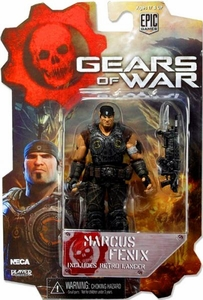 NECA Gears of War 3 3/4 Series 1 Action Figure Marcus Fenix