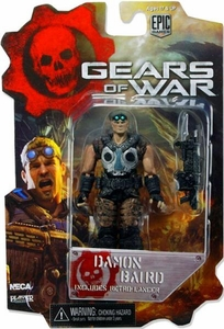 NECA Gears of War 3 3/4 Series 1 Action Figure Damon Baird