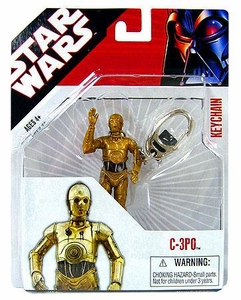 Star Wars Series 1 Keychain C-3PO