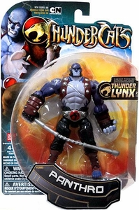 Bandai Thundercats 4 Inch Basic Action Figure Panthro