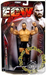ECW Wrestling Series 2 Action Figure Mike Knox