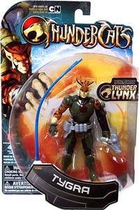 Bandai Thundercats 4 Inch Basic Action Figure Tygra BLOWOUT SALE!