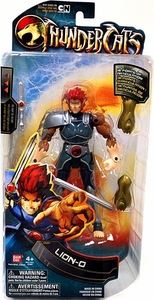 Bandai Thundercats 6 Inch Collector Series 1 Action Figure Lion-O