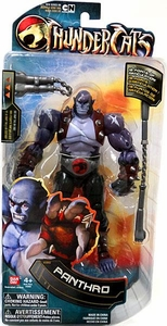 Bandai Thundercats 6 Inch Collector Series 1 Action Figure Panthro