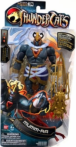 Bandai Thundercats 6 Inch Collector Series 1 Action Figure Mumm-Ra