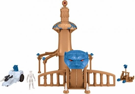Bandai Thundercats Deluxe Playset Tower of Omens [Includes Clear Tygra Action Figure] BLOWOUT SALE!