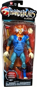 Bandai Thundercats 8 Inch Classic Collector Series 1 Action Figure Tygra BLOWOUT SALE!