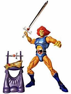 Bandai Thundercats 2011 SDCC San Diego Comic-Con 8 Inch Classic Collector Series Action Figure Lion-O