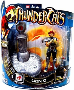 Bandai Thundercats 4 Inch DELUXE Action Figure Lion-O BLOWOUT SALE!