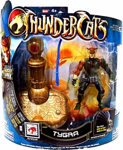 Bandai Thundercats 4 Inch DELUXE Action Figure Tygra BLOWOUT SALE!
