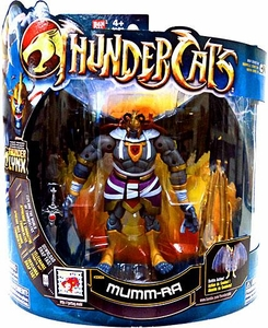 Bandai Thundercats 4 Inch DELUXE Action Figure Mumm-Ra BLOWOUT SALE!