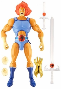 Bandai Thundercats 6 Inch Classic Collector Series 1 Action Figure Lion-O