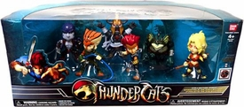 Bandai Thundercats Stylized Super Deformed Figure 6-Pack Collector Pack [Lion-O, Cheetara, Panthro, Tygra, Mumm-Ra & Slithe]