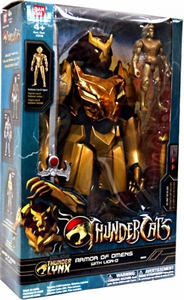 Bandai Thundercats 12 Inch DELUXE Action Figure Armor of Omens with Lion-O