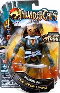 Bandai Thundercats 4 Inch Basic Action Figure Mumm-Ra [The Ever Living]