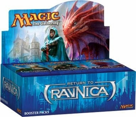 Magic the Gathering Return to Ravnica Booster Box [36 Packs]