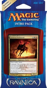 Magic the Gathering Return to Ravnica Intro Deck Rakdos Raid