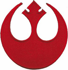 Star Wars Patch Rebel Insignia