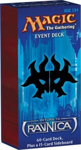 Magic the Gathering Return to Ravnica Event Deck Wrack & Rage