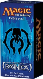 Magic the Gathering Return to Ravnica Event Deck Creep & Conquer
