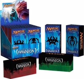 Magic the Gathering Return to Ravnica Set of Both Event Decks [Wrack & Rage And Creep & Conquer]
