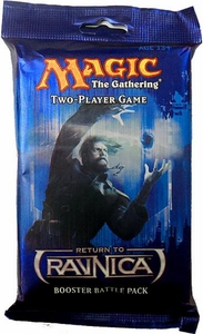 Magic the Gathering Return to Ravnica Two-Player Game Booster BATTLE Pack [2x 22-Card Decks, 2x Booster Packs, Guide & Rules]