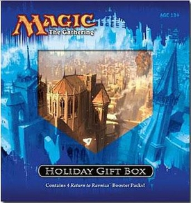 Magic the Gathering Return to Ravnica Holiday Gift Box [Contains 4 Booster Packs!]