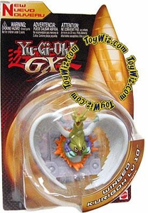 YuGiOh GX 3 Inch Figure Toy Winged Kuriboh LV 10