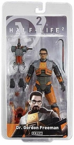NECA Half Life 2 Action Figure Dr. Gordon Freeman
