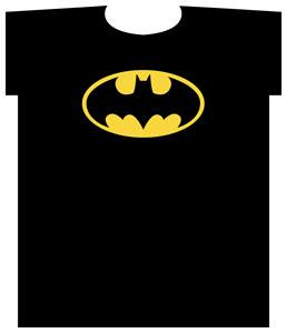 DC Super Heroes Youth T-Shirt Batman Logo