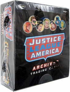 Rittenhouse Justice League of America Archives Trading Card Box