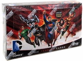 DC New 52 Cryptozoic Trading Card Box