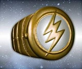 DC Brightest Day Promotional Flash Ring [One Size Fits All]