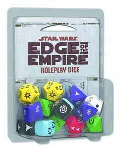 Star Wars RPG Edge of The Empire Roleplay Dice Pre-Order ships February