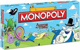 Monopoly Set Adventure Time