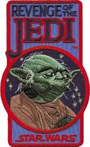 Star Wars Patch Revenge of the Jedi