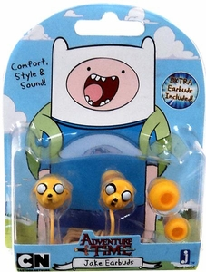 Adventure Time Earbuds Jake