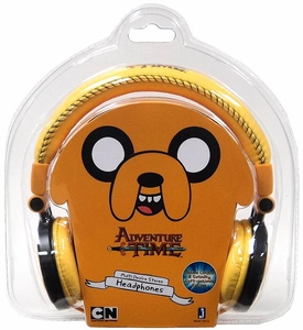 Adventure Time Fold-Up Stereo Headphones Jake